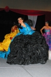 Black Quinceanera Dress