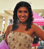 Stephanie Palaez - Quinceanera.com cover girl finalist 2012