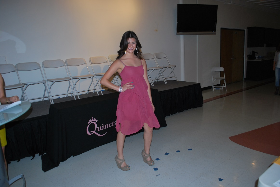 Cover Girl Semifinalist Event