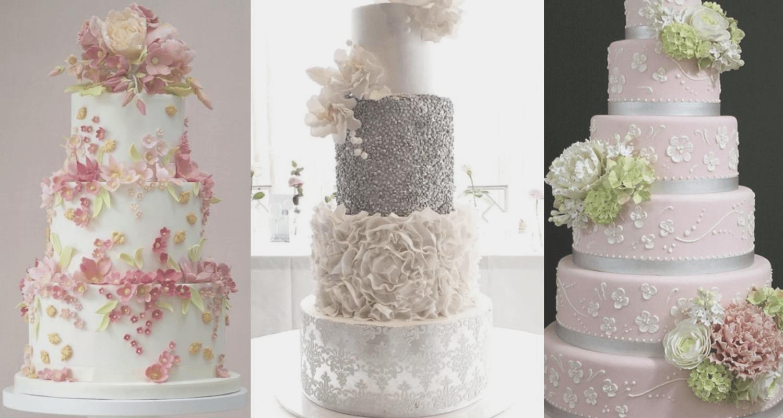 Modern Wedding Cake Png