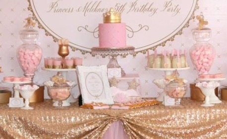 The Cutest Party For The Biggest Girly Girl Quinceanera