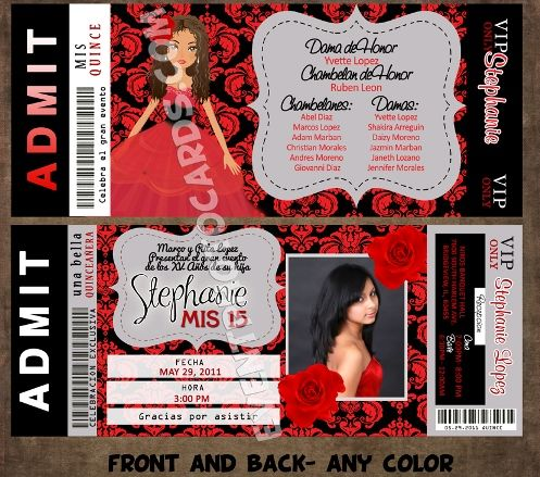 Hollywood Party Invitations for best invitation example