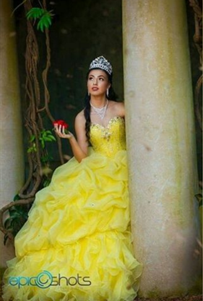 A Princess Quinceanera