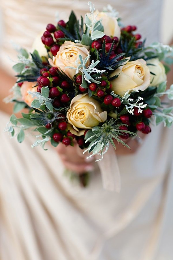 8 Ways to Transform your Quinceanera Bouquet this Winter - Quinceanera