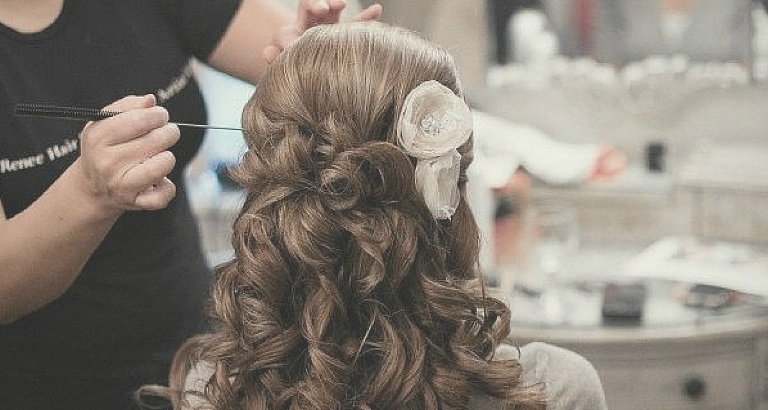 Incredible Hairstyles For Quinceaneras Quince Hairdo Hairstyle Trends Hairstyles For Men Maxibearus