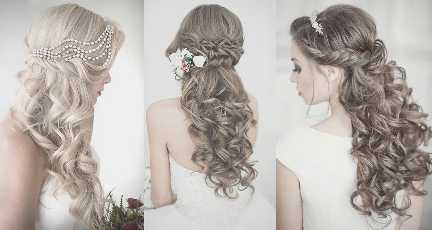 Quinceanera Hairstyle : 15 Prettiest Half-up Quinceanera Hairstyles - Quinceanera