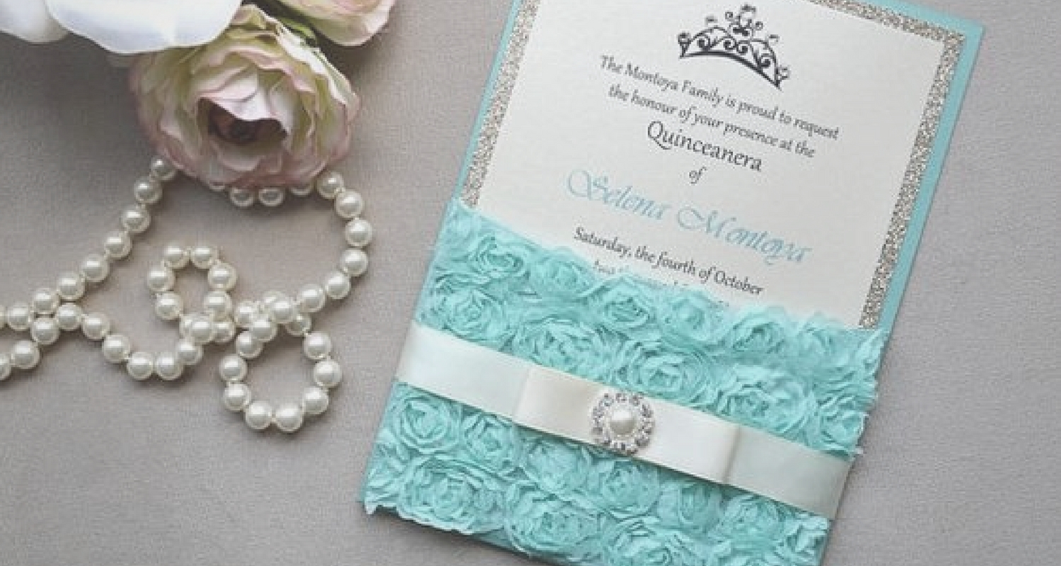 The Only Quinceanera Invitation Timeline You Need Quinceanera