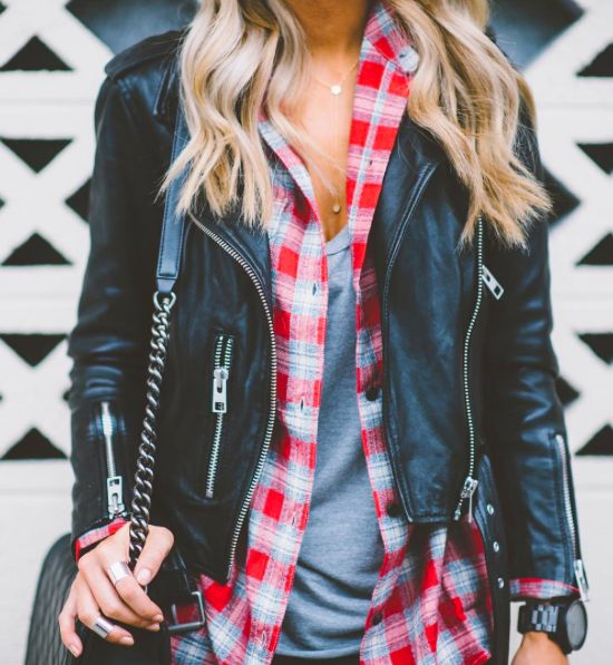 Layer your clothes