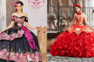 Charro Quinceanera Dresses to Embrace the Mexican Culture